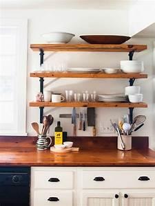 10, Popular, Kitchen, Wood, Shelf, Design, Ideas, To, Make, Your, Cooking, Easy, U2013, Moolton