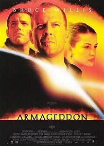 Armageddon poster - Do you have a favourite movie that's a ...