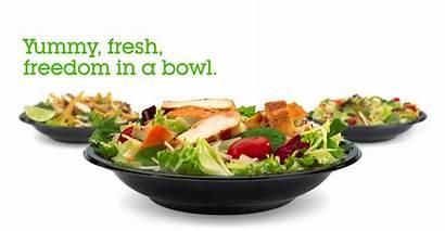 Salads Healthy Mcdonald Mcdonalds Fast Fresh Menu