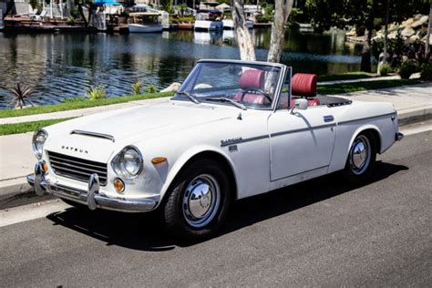Datsun Roadster 2000 by L20b Powered 1969 Datsun 2000 Roadster 5 Speed For Sale On