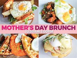 MAY 14: MOTHER'S DAY BRUNCH   Spoonwood Brewing Co