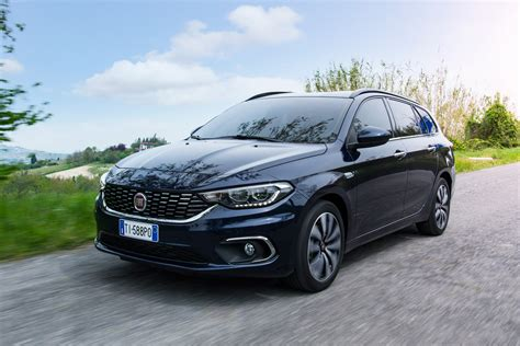 New Fiat Tipo Station Wagon Estate 2018 Review Auto Express