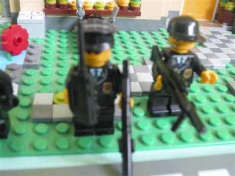 lego city swat team youtube