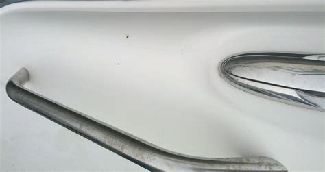 Triton Boats Stress Cracks by How Common Are Spider Cracks On 2006 Boat Update With