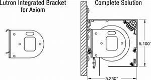 Lutron Manual Roller Shade Installation