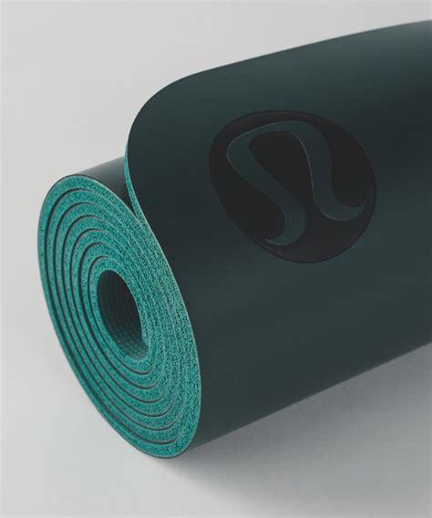 how to clean lululemon mat lululemon the reversible mat 5mm green