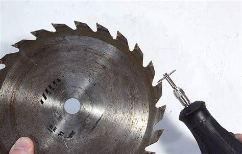 table  blade sharpening jig