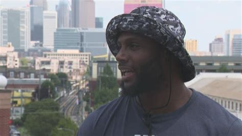 One-on-One with new Panther Mike Adams   wcnc.com