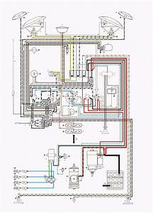 72 Vw Bus Wiring Diagram