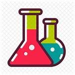Science Icon Chemical Lab Alcohol Chemistry Formula