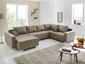 Couch U Form Modern : wohnlandschaft u form 320x220 160cm schlamm couch sofa ecksofa polsterecke amy ebay ~ Bigdaddyawards.com Haus und Dekorationen