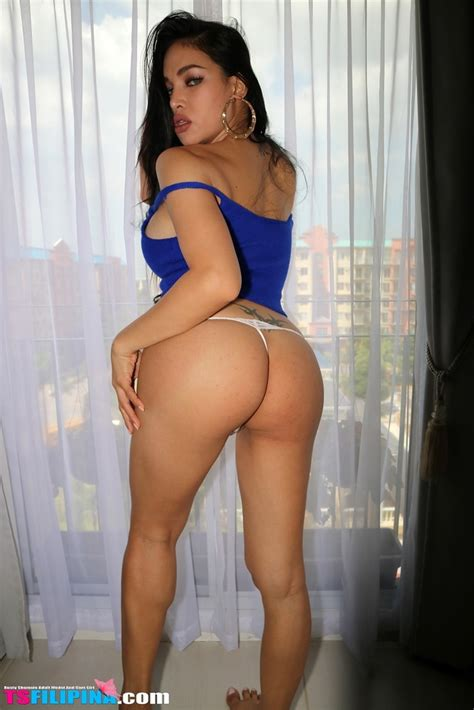 Ts Filipina Beautiful Big Butt Asian Shemale Photo Album
