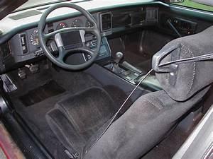 John In Ri Maroon 1987 Pontiac Firebird Trans Am