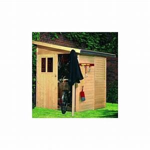 Remise En Bois Pour Jardin : remise adoss e juist 2 en bois certifi 3 28m karibu ~ Premium-room.com Idées de Décoration