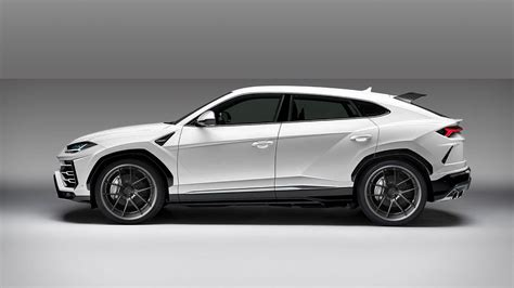 Carbon Fiber Body Kit For The Lamborghini Urus