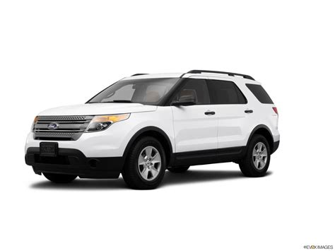 Ford Explorer Specs 2014 by 2014 Ford Explorer Reviews Features Specs Carmax