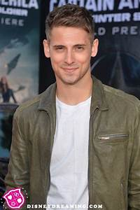 """Jean-Luc Bilodeau at the """"Captain America: The Winter ..."""
