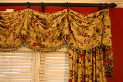 catherine curtain valance sewing pattern pate