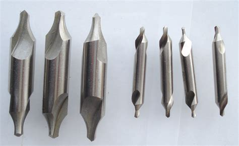 China HSS Center Drill Bits (COMBINED DRILLS AND COUNTERSINKS) - China HSS Center Drill Bits ...