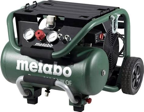 druckluft kompressor 20 l 10 bar metabo power 400 20 w of kaufen