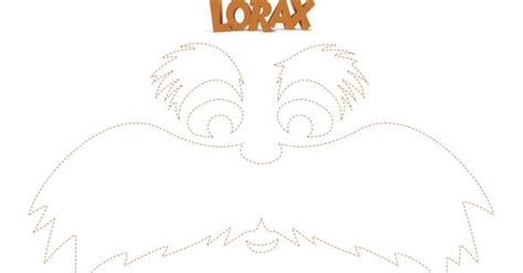 lorax mustache template aarp sweepstakes win 25 000 in the brain health sweepstakes lorax pumpkin carvings and