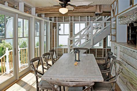 Ultimate Beach House - Beach Style - Dining Room - dc