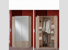 Jena Corner Wardrobe Fully Assembled The Bedroom Shop Ltd
