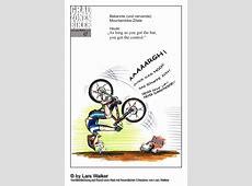 Fahrradcomics vom Grauzonenbiker Part 3