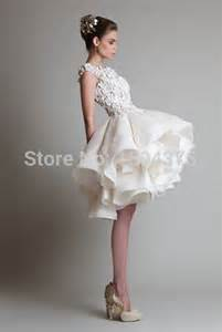 wedding dresses for sale cheap sale cheap white ivory appliques organza skirt wedding dresses bridal gowns knee