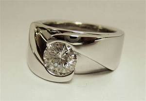 engagement rings craft revival jewelers With wedding rings for active lifestyles