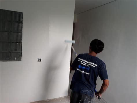 tukang cat rumah gedung  kantor jogjakarta pekerjaan
