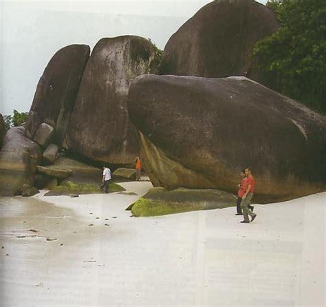 hoby obyek wisata pantai bangka belitung