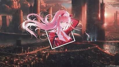 Zero Darling Franxx Anime 4k Wallpapers Wallpaperbetter