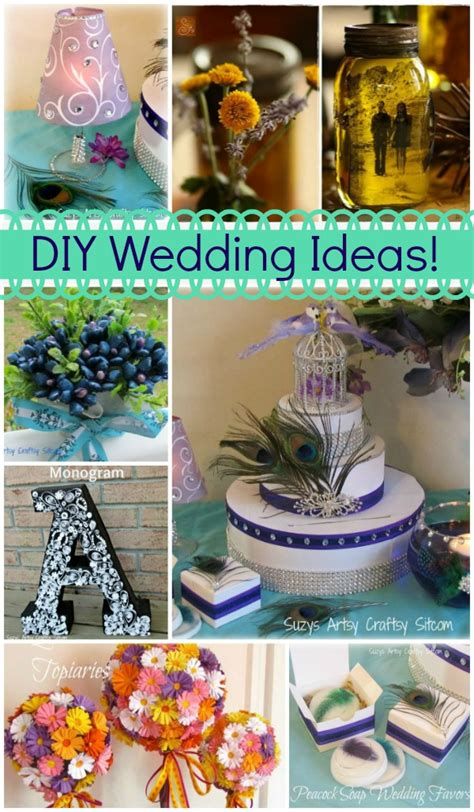 7 unique diy wedding ideas to keep you in your budget