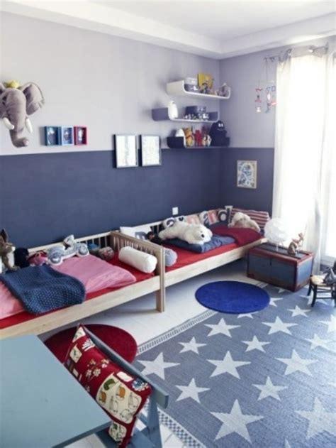 Ideen Kinderzimmer Zwei Kinder by Kinderzimmer F 252 R Zwei Gestalten Ideen Einrichtung Sterne