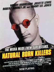 Natural Born Killers Posters and DVD Covers | Movie Press Pack