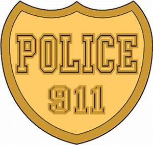 Police badge cop badge clipart kid - Clipartix