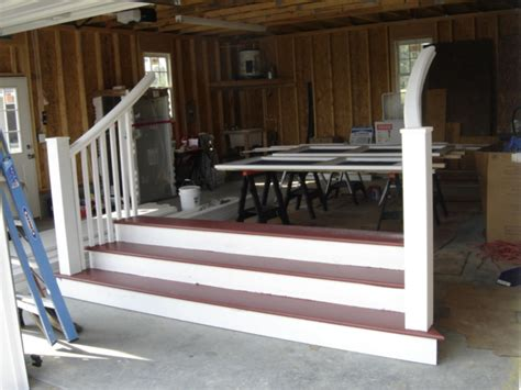 front porch stairs front porch stairway