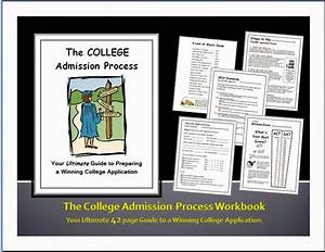 the college admission process the middle school counselor With college admission process