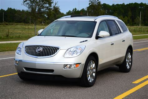 Buick 2012 Enclave by 2012 Buick Enclave Review Test Drive
