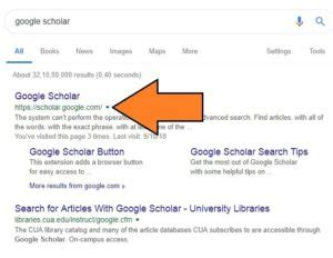 how to set up a google scholar account whatisresearch