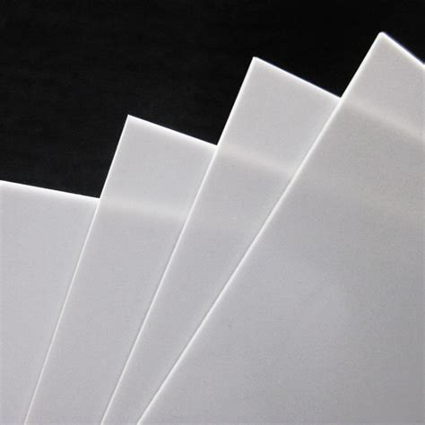 plastic sheets cut  size