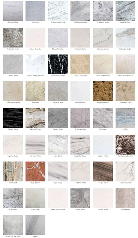 marble colors real group construction