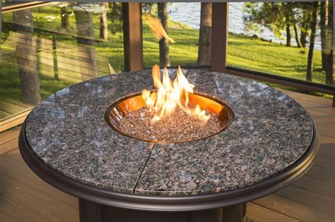 Grand Colonial Fire Pit Table  Sutter Home & Hearth