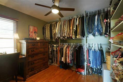 Large Walk In Closet Organization Ideas by 2nd Bedroom Converted To Large Walk In Closet Pristine