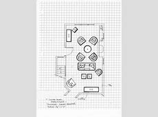 Planning Family room layout includes one area for TV