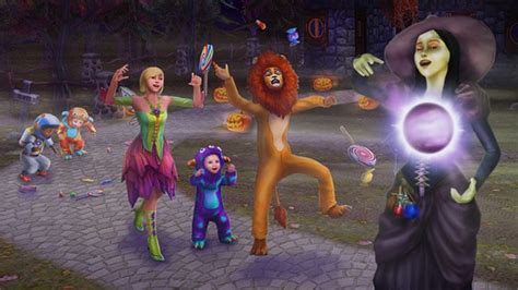 Sims Freeplay Halloween Update 2015 by News And Media The Sims Freeplay Ea Official Site