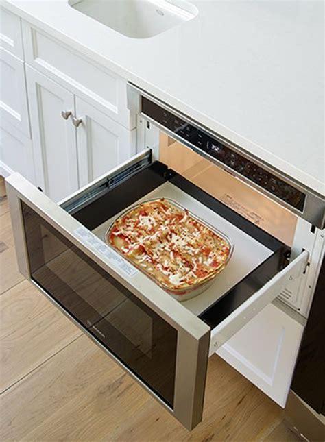 kitchen sharp microwave drawer dream home pinterest 11 dream kitchen upgrades that will totally change your