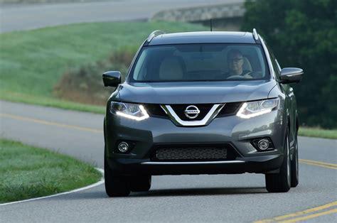 Nissan Rogue : 2016 Nissan Rogue Reviews And Rating