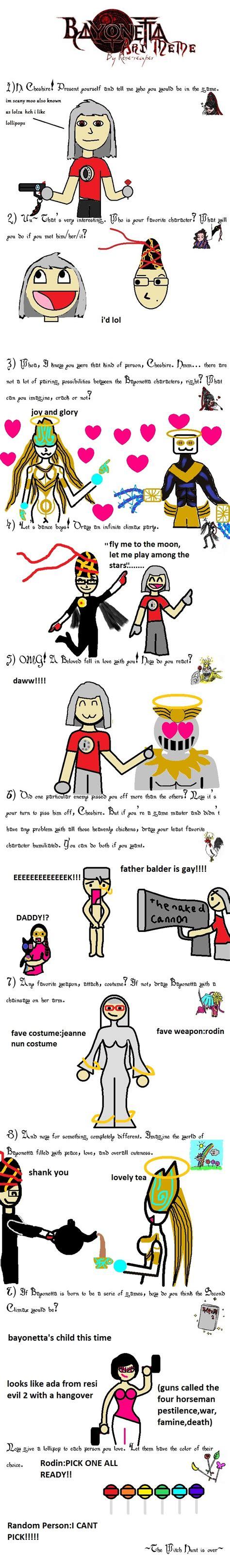 Bayonetta Memes - my bayonetta meme by bayonettafanman1 on deviantart
